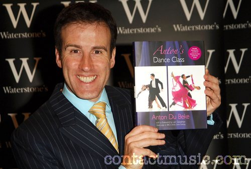 Book signing at Waterstones