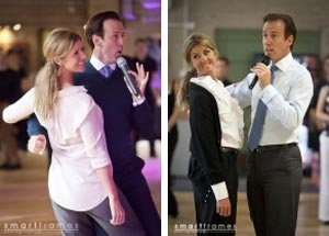 Waltz & Quickstep Workshops with Anton & Erin