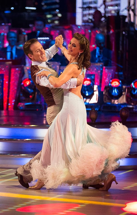 Anton and Katie's Quickstep