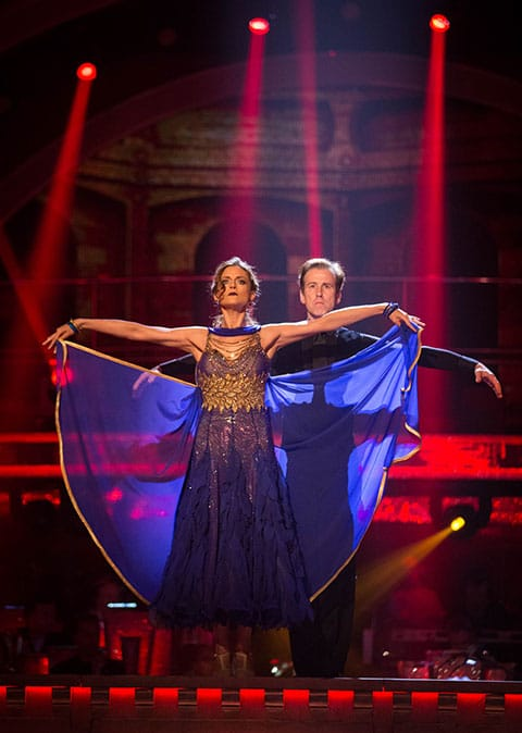 Anton & Katie's Showdance in the Strictly 2015 Grand Final