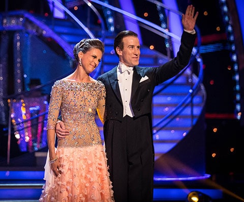 Anton & Katie reach 4th place in the Strictly 2015 Grand Final