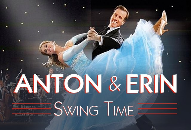Anton & Erin - Swing Time - 2017 Tour