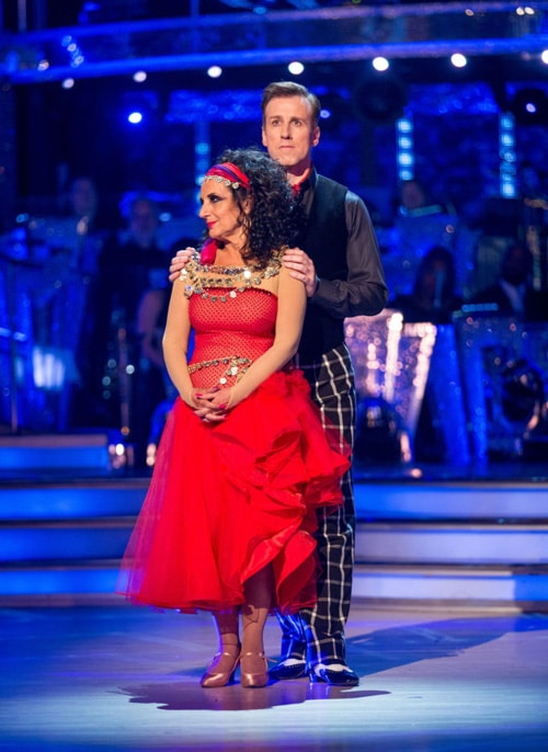 Anton & Lesley leave Strictly 2016