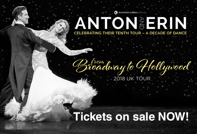 From Broadway to Hollywood – our 2018 Tour!