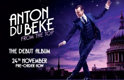 From The Top – Anton's Debut Album!