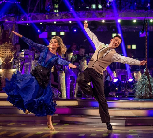 Ruth and Anton's Quickstep
