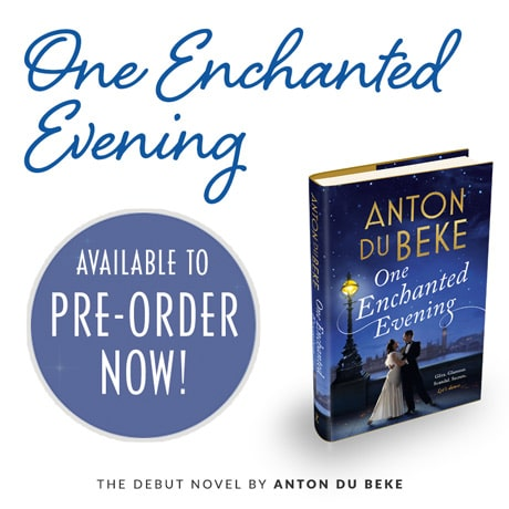 Pre order your copy of One Enchanted Evening now!