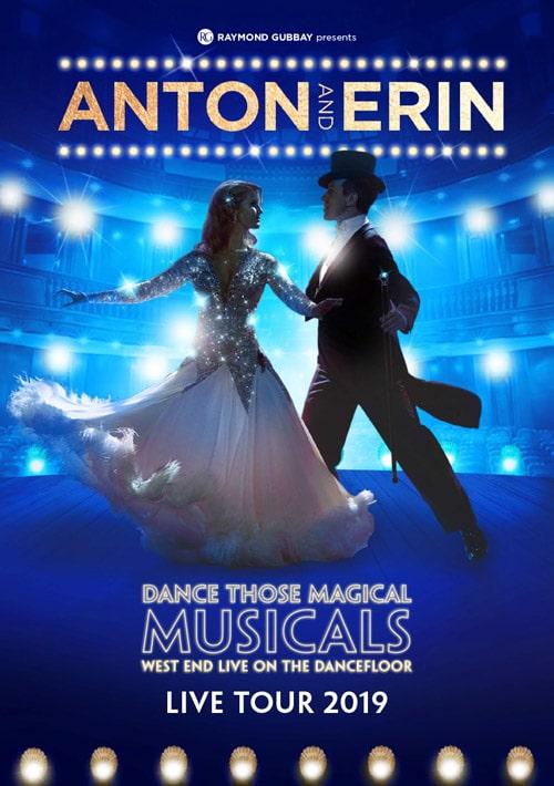 Anton & Erin... Dance Those Magical Musicals