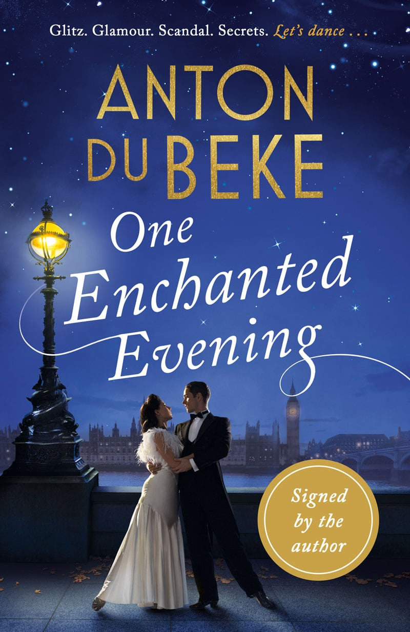 Anton Du Beke - One Enchanted Evening - Signed Copies now available