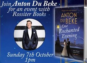 Anton's Book Tour - Monmouth