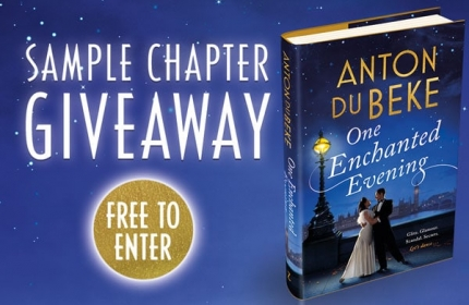 'One Enchanted Evening' — Sample Chapter Giveaway!