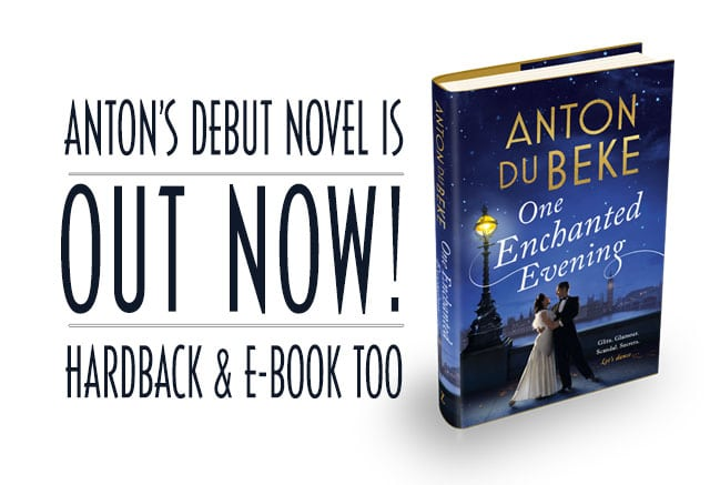 One Enchanted Evening - Out Now!