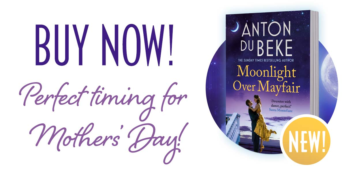 Moonlight Over Mayfair - out now in paperback!
