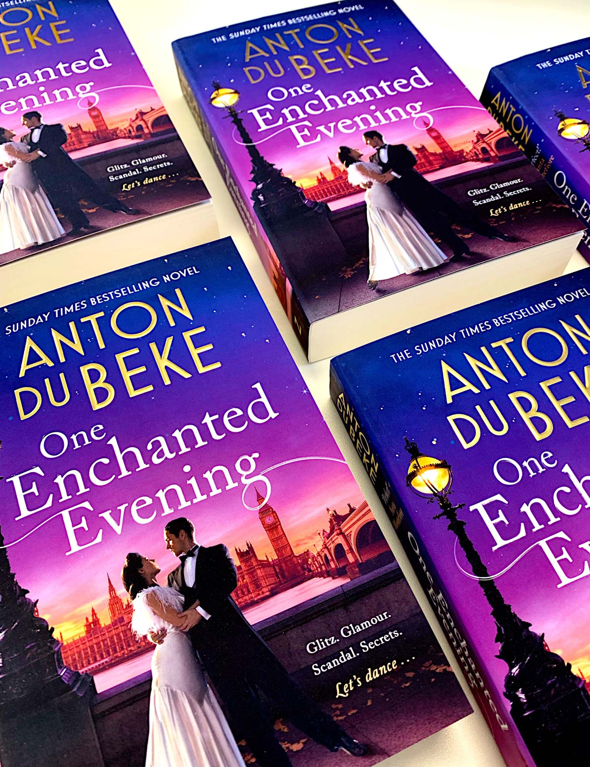 One Enchanted Evening - available in Paperback