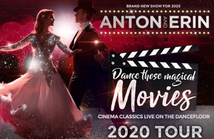 'Dance Those Magical Movies' – our 2020 Tour!
