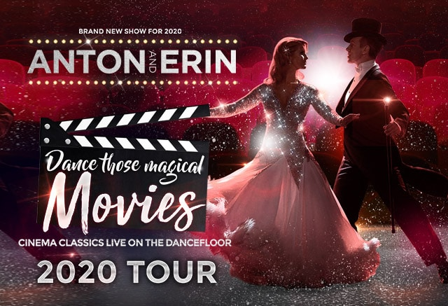 Anton & Erin... Dance Those Magical Movies