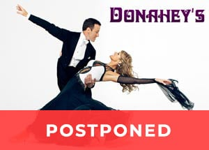 POSTPONED event - please contact Donaheys