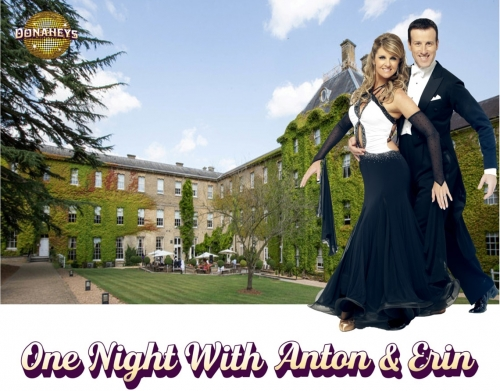 One Night With Anton & Erin