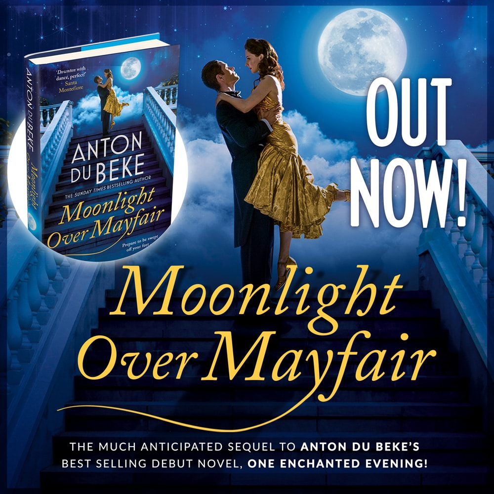 Moonlight Over Mayfair is out now!
