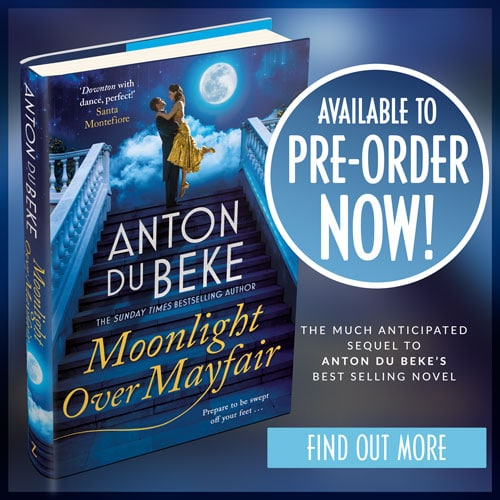 Moonlight Over Mayfair - pre-order now!