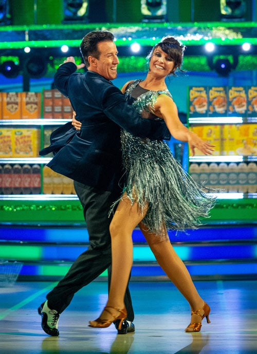Emma Barton and Anton Du Beke - Jive