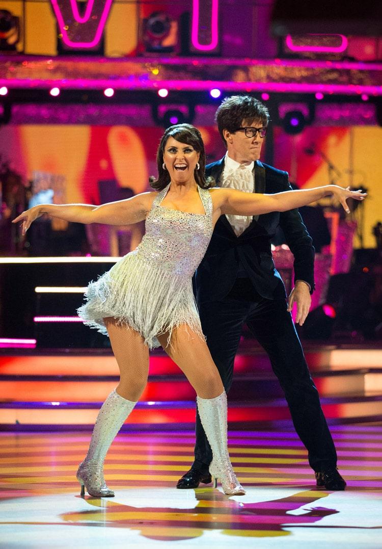 Anton & Emma's Austin Powers Salsa