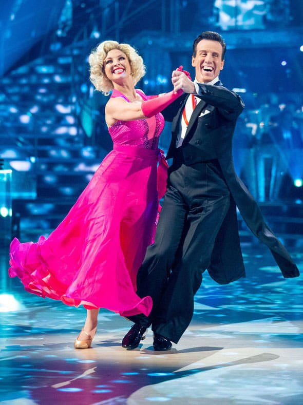 Anton & Emma - week 10 quickstep