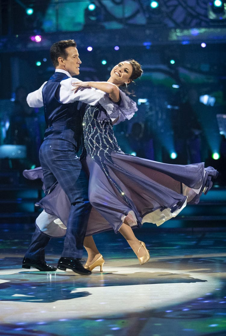 Anton and Emma - semi final waltz