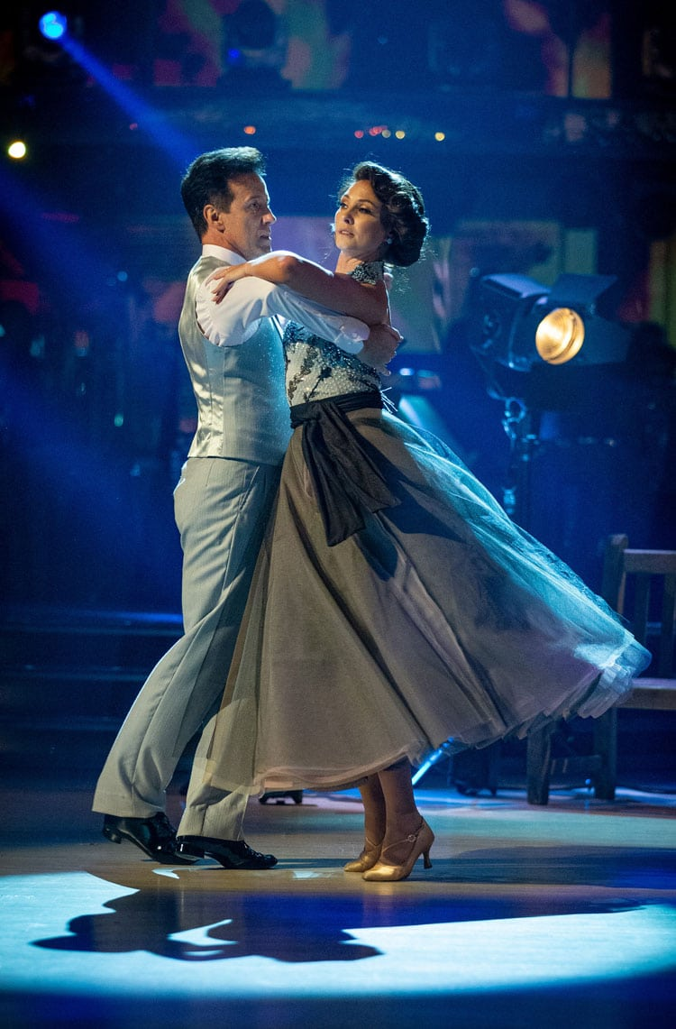 Anton and Emma's Final Viennese Waltz