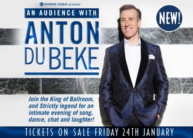 An Audience With Anton Du Beke