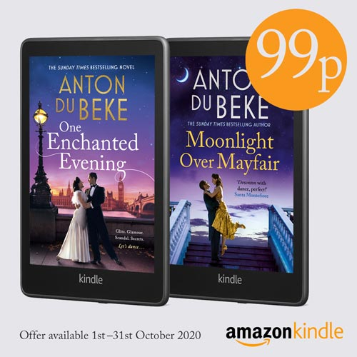 99p Kindle deals this October