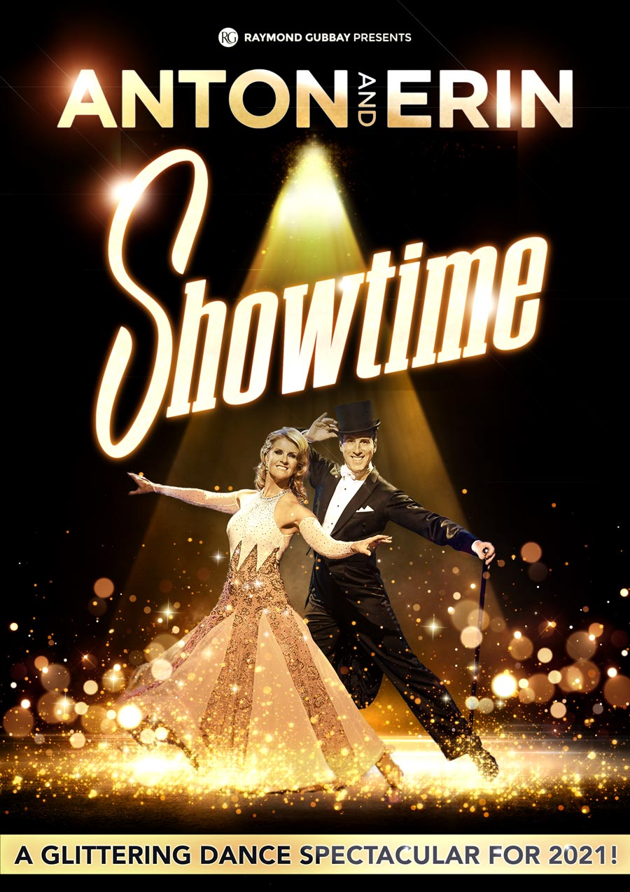 Showtime - Anton & Erin's 2021 Tour