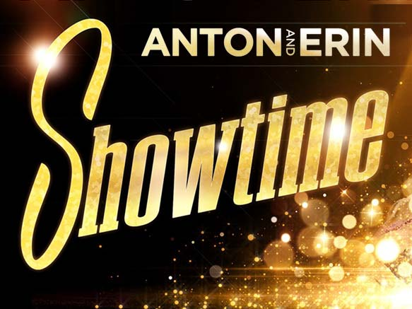 Showtime – Anton & Erin's 2021 Tour!