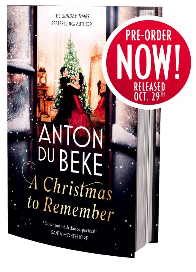 Preorder your signed copy of A Christmas To Remember now!