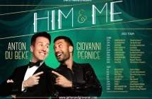 Him & Me – Tour with Giovanni Pernice