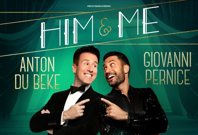 Him & Me – my 2021 Tour with Giovanni Pernice!