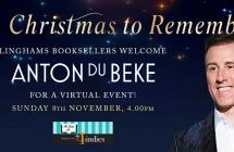 Anton Du Beke at Home with 4 Indies