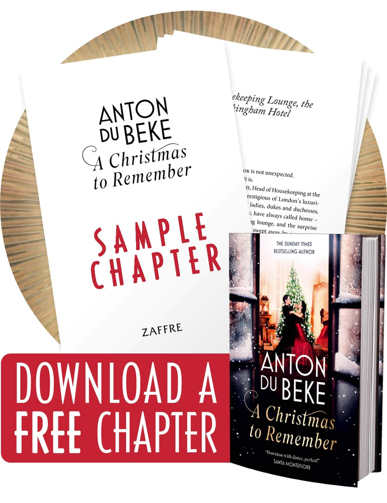 Click to download a sample chapter from Anton's new book!
