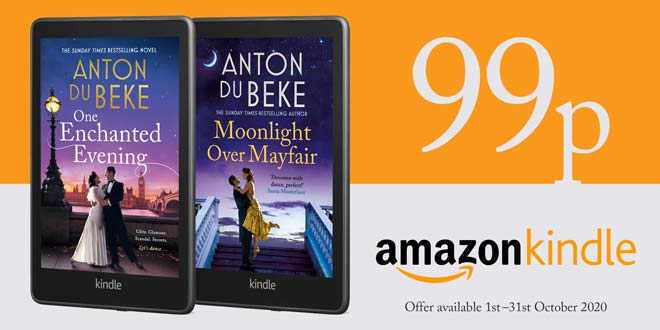 Kindle 99p deal