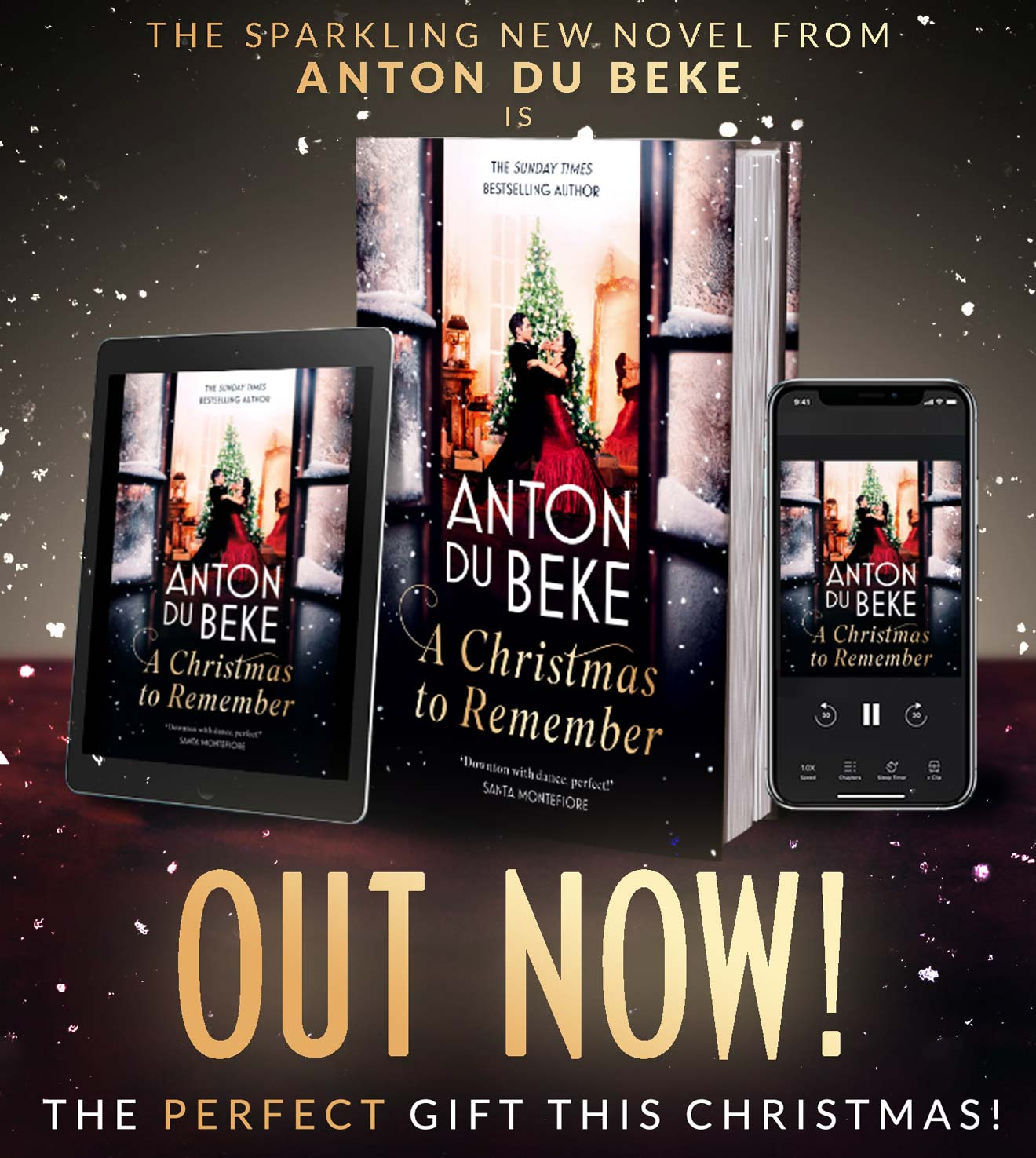 A Christmas to Remember is OUT NOW!