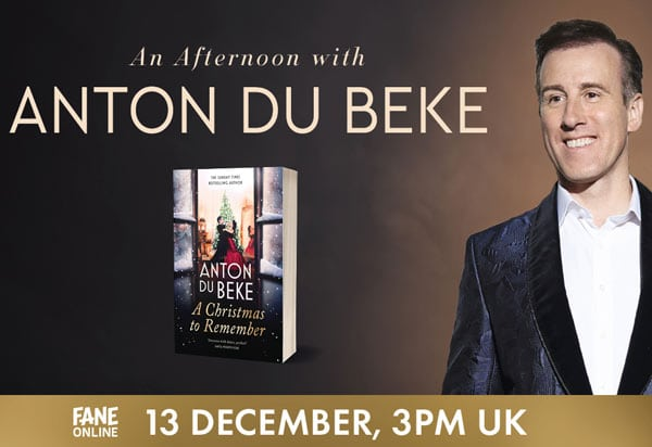 An Afternoon with Anton Du Beke