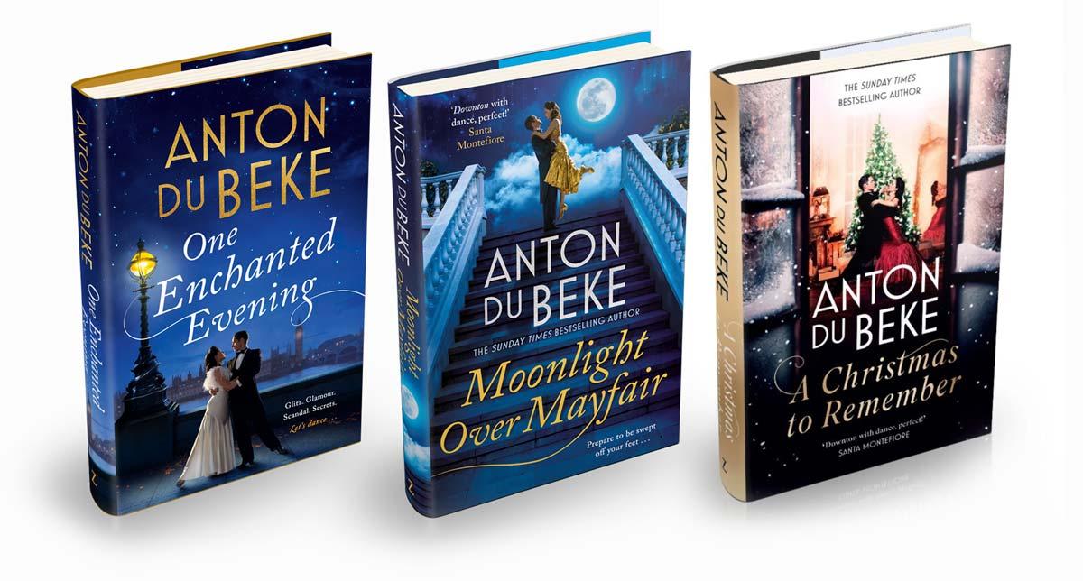 Anton's previous novels