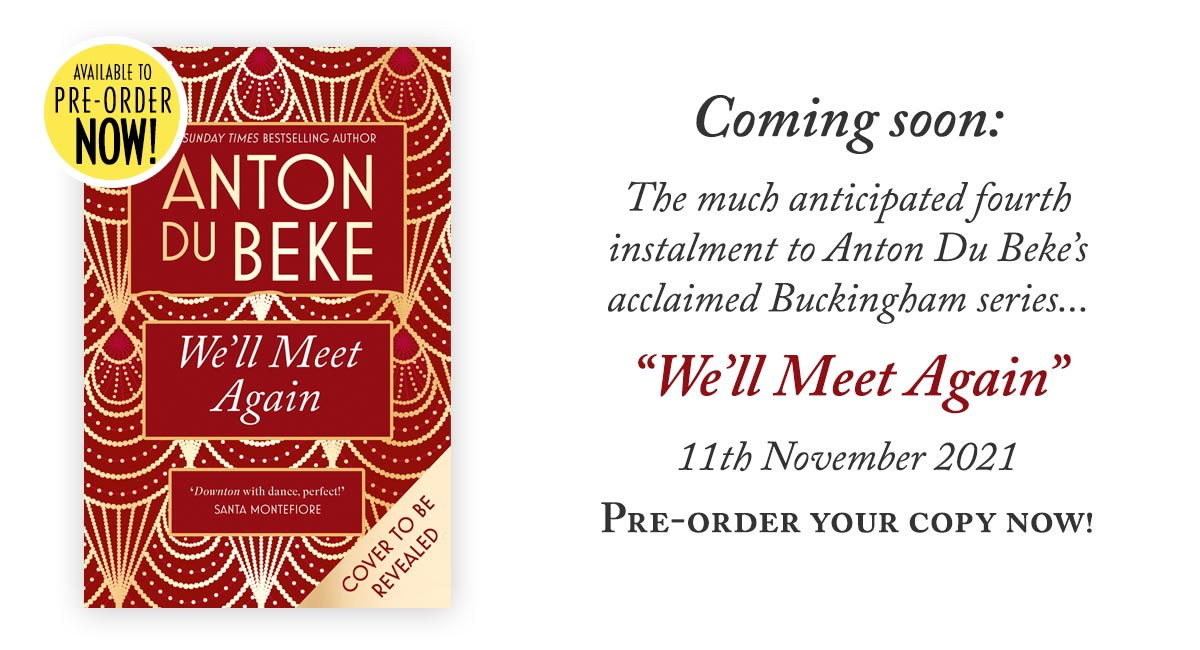 Preorder We'll Meet Again by Anton Du Beke