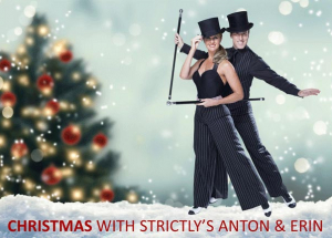 A Christmas Evening with Anton & Erin