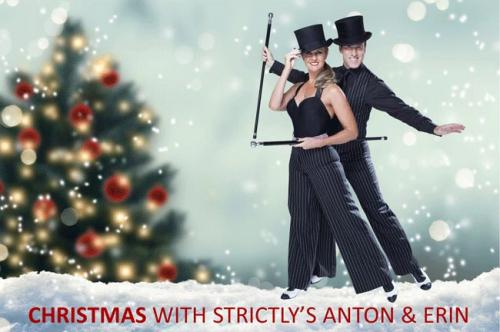 A Christmas Evening with Anton Du Beke & Erin Boag