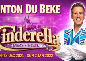 Anton Du Beke in Cinderella