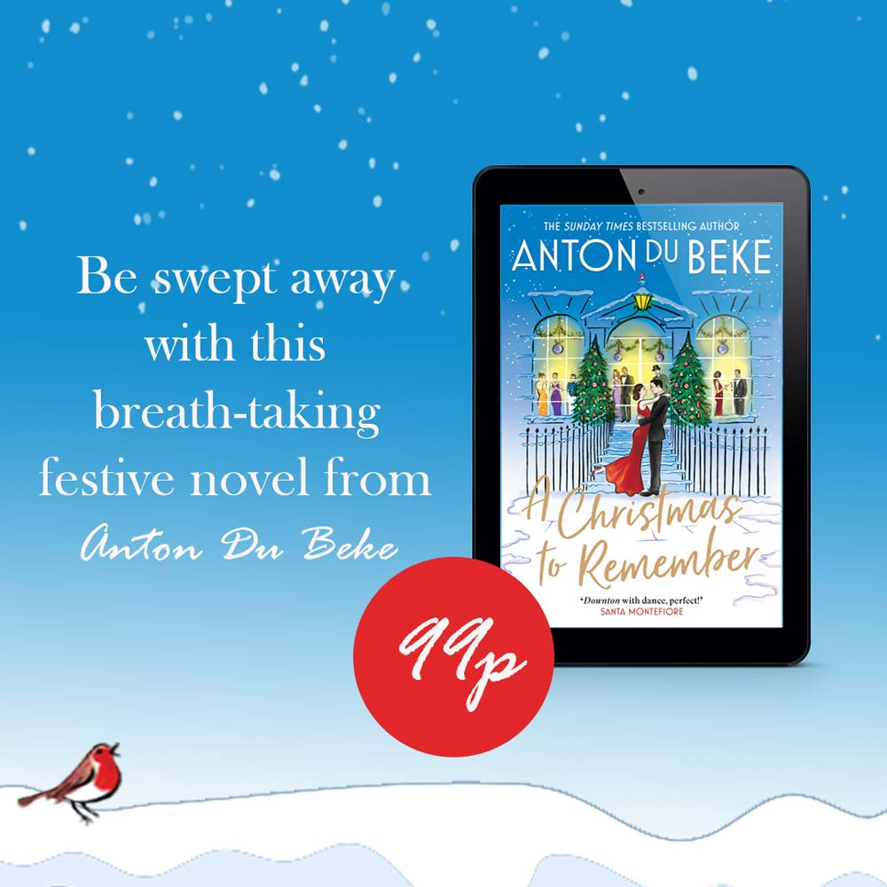 A Christmas To Remember - 99p Kindle Edition offer