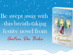 A Christmas To Remember – Out now in Paperback!